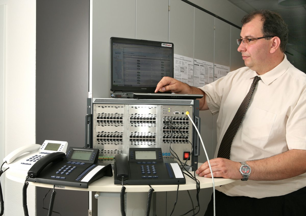 Telekummunikation Hr. Michael Weidner