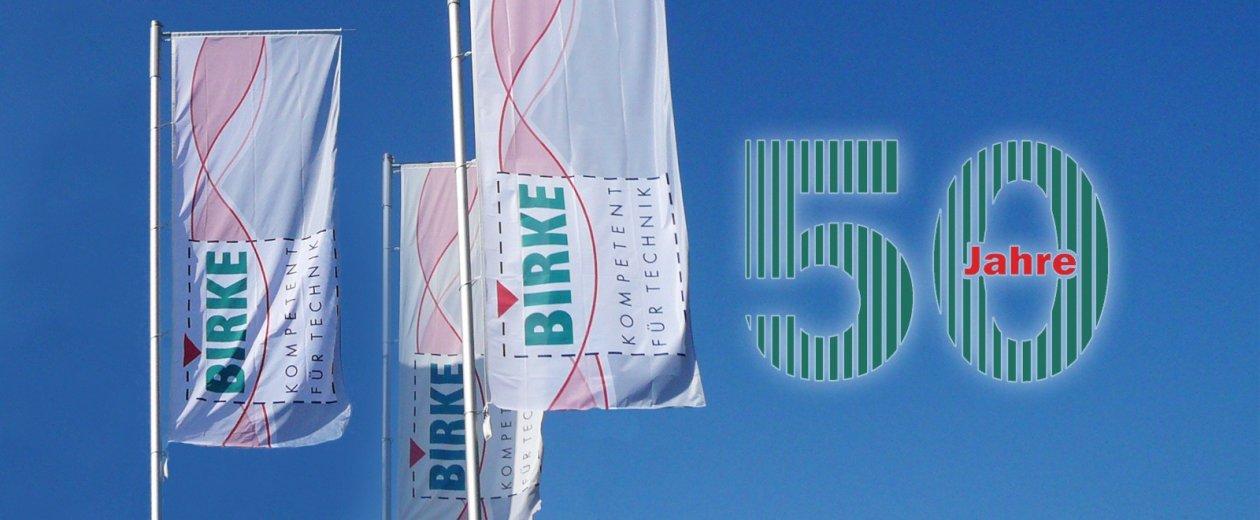 50 Jahre Birke