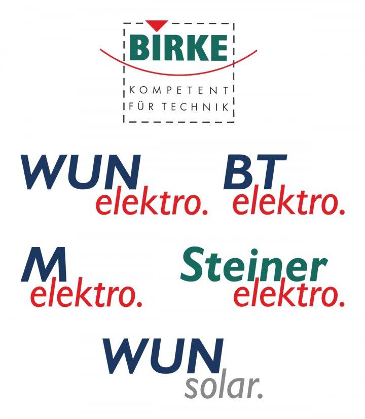 Firmen aus der BIRKE-Gruppe