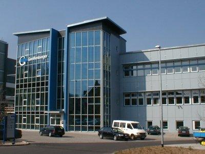 ABM Greiffenberger Neubau Halle Werk 1 in Marktredwitz