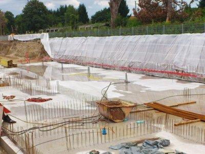 Neubau einer Wohnanlage in Aubing