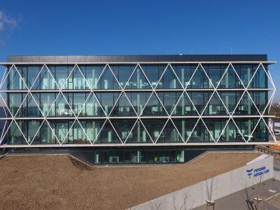 Fresenius Medical Care Technology Center in Schweinfurt