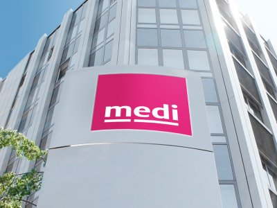 Medi - Großkunde der BT elektro GmbH in Bayreuth