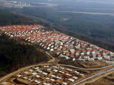 US-Army Elektroinstallation für 244 Wohnhäuser in Netzaberg
