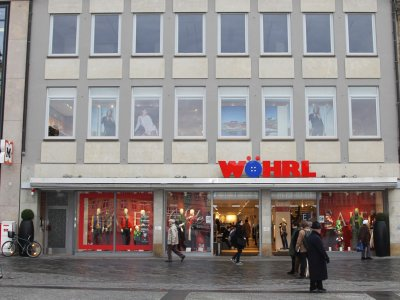 Wöhrl bamberg